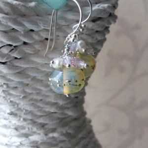 golden snowflake earrings1