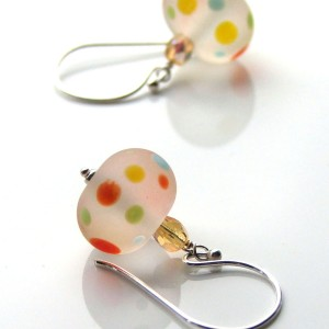 smartie earrings take 2