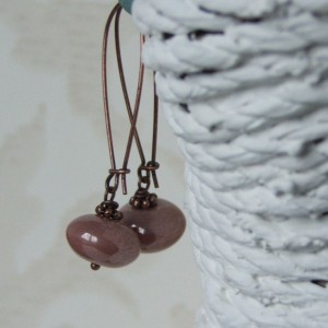 milk chocolate earrings1 seamaidengems jewellery