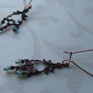 versailles earrings seamaidengems jewellery