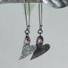 heartsease 1 earrings