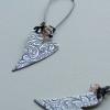 heartsease earrings